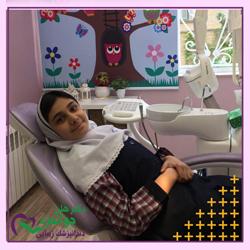دندانپزشکی اطفال در تهران